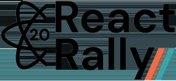 React Rally logo